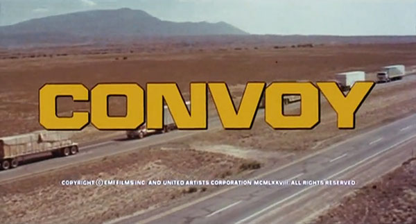 Convoy Title